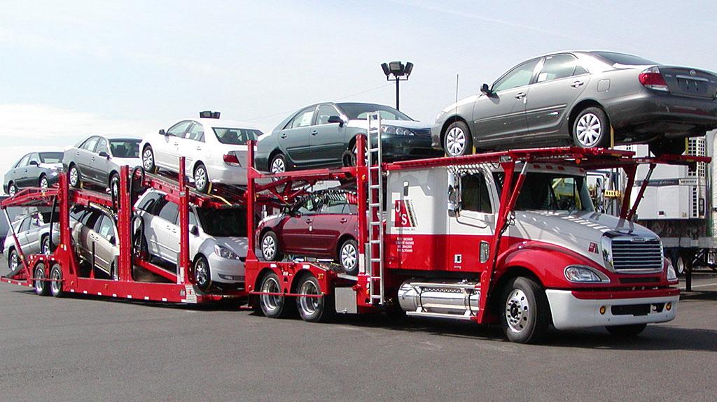 car prototype transport,